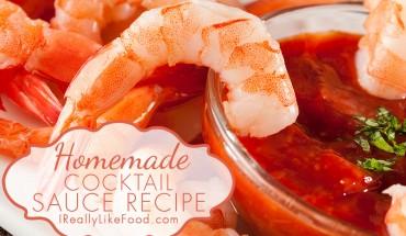 Best Homemade Cocktail Sauce Recipe