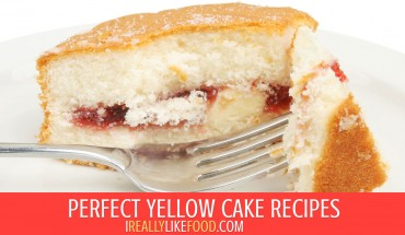 perfect yellow cake recipes