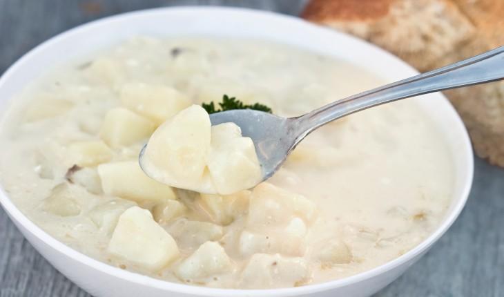 easy recipe for potato soup